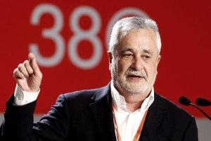 José Antonio Griñán, presidente de la Junta de Andalucía.