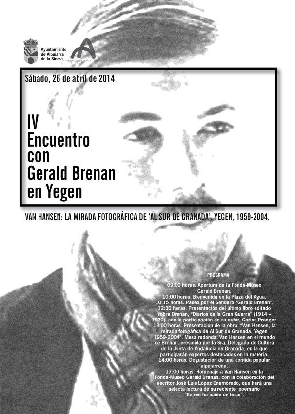 IV encuentro con gerald brenan web-01