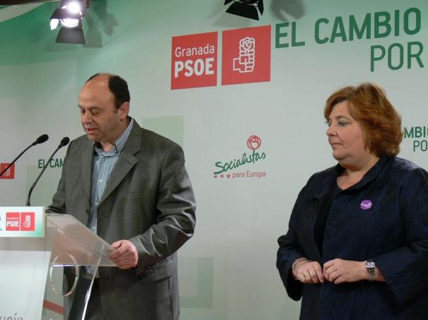 Manuel Megías, Fátima Gómez, 1